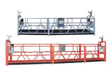 10m jeklena / aluminijasta oprema za dostop z zlp1000 za 3 osebe, ki delajo