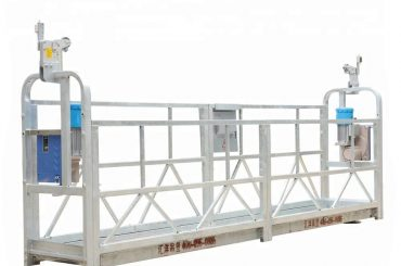 10 m 800 kg viseči sistemi odra aluminijaste zlitine z višino dviganja 300 m