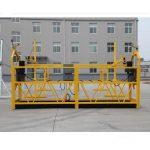 visoko kakovostna in vroča zlp800 zlp800 moč dela platforma zlp 630 vzmetene platforme