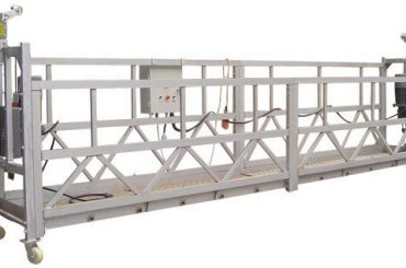 630 kg Oprema za električno visečo opremo ZLP630 z dvigalom LTD6.3