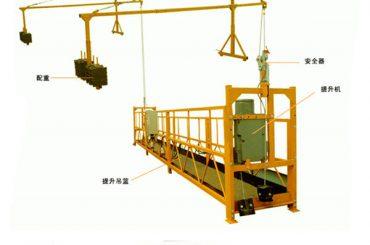 tovarniška prodaja dobre kakovosti električna dvigala za visečo ploščad iz neposrednega proizvajalca