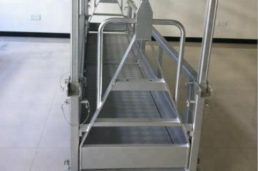 platforma za visečo jeklo / platforma za visečo jeklo