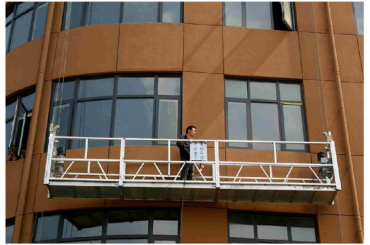zlp630 okno čiščenje vrv viseči platformo