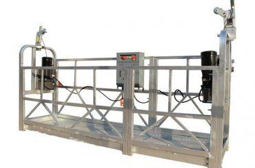 ce / izo-odobrena zlp električna konstrukcija / stavba / zunanja stena viseča platforma / zibelka / gondola / nihajna stopnja / nebo klim