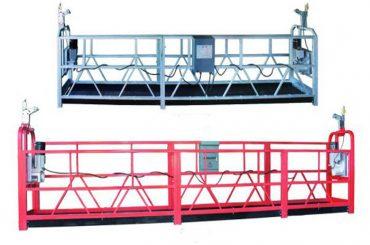 zlp 630 vrv viseči ploščadi zračni del nihalni oder s plastično brizgano barvo