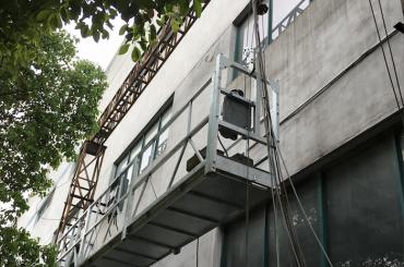 zlp1000 2.5m * 3 2.2kw 8kn viseče dostopne zibke z električnim regulacijskim sistemom