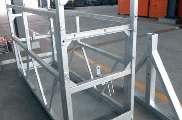 visoka varnostna vrvna platforma dvigala instalacijska platforma zlp630 zlp800 zlp1000