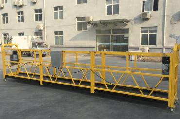 močna 6 metrov vrvi viseče gondole platforme s previsom nosilca