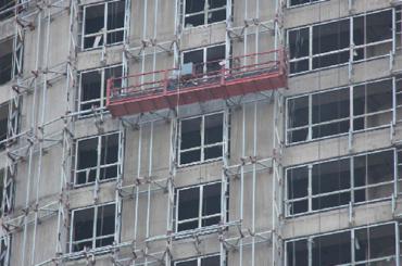 zlp serija visečo delovno ploščo preprosto zgrabi aluminijaste zlitine električno