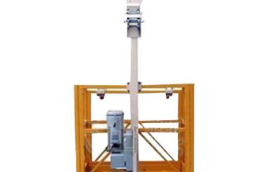 250kg samostojni čevelj delovna platforma l strirrup z ltd6.3 dvigalo