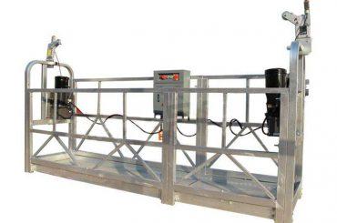aluminijaste legure viseče delovne ploščadi / gondole / odra zlp 630