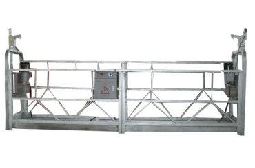 premična varnostna vrv viseča platforma zlp500 z nazivno močjo 500kg