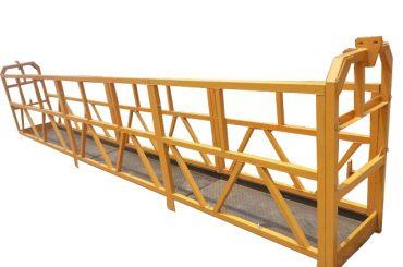 Viseča platforma za visečo vleko, gradbena dvigala zlp630 gondola