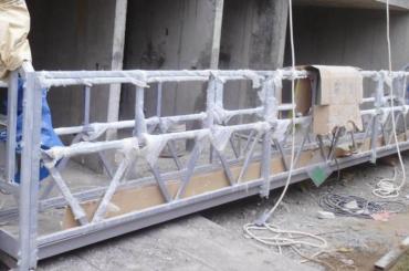 visoka varnostna vrv viseča višina dvigala 300 m za barvanje