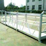 različni model električna gradbena delovna platforma zibelka dvigalo