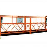 2.5mx 3 sekcije 1000kg vzmeten dostop platforma dvigovanje hitrosti 8-10 m / min
