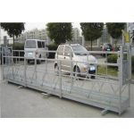 zlp630 viseča platforma / električna nihalna stopnica / oder za stroj za čiščenje oken